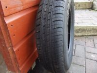 New Caravan , Trailer Tyre for sale