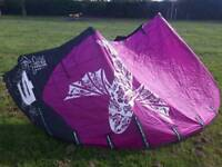 Best Waroo 9m Virtually Unused Kitesurf Kite