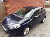 2009 Fiat Punto grande 1.4