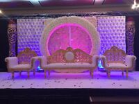 Asian wedding Stages, Mehndi Stages, Birmingham, West Midlands, UK