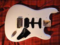 Stratocaster body
