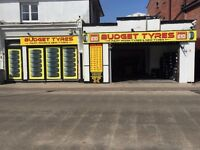 BUDGET TYRES PORTSMOUTH