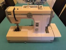 Newhome sewing machine & overlocker