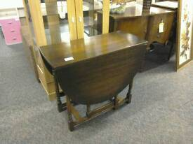 Drop leaf table #26311 £40 PLEASE NOTE NO CHAIRS