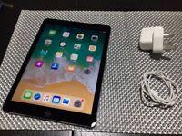 """Apple iPad Air 2 16GB Wi-Fi Retina Display 9.7"""" Black"""