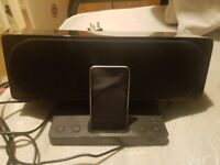 iPod Touch 2nd Gen With Sony Dock Speaker