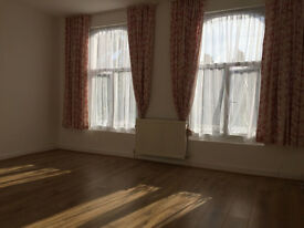 Newly renovated split level two bedroom property