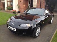 Brilliant 2007 Mazda Mx5 Mk3 1.8l. Ready for the summer