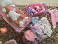 Baby Annabell Doll & Accessories