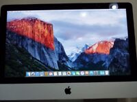 """Apple iMac 21.5"""" Desktop (late 2013) includes wireless apple mouse and keyboard"""