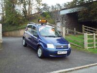 Fiat Panda 1.3 CDTI Diesel £30 tax. small car similar to fiesta, corsa, punto, polo