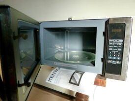 Kenwood K25MS11 2.5 Litre 900watt Stainless Steel Microwave