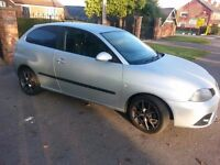 Seat Ibiza sport Cheap cars, part ex & swap consid LOOK AT ARE OTHER CARS BY LINK v w fiesta 206, c2
