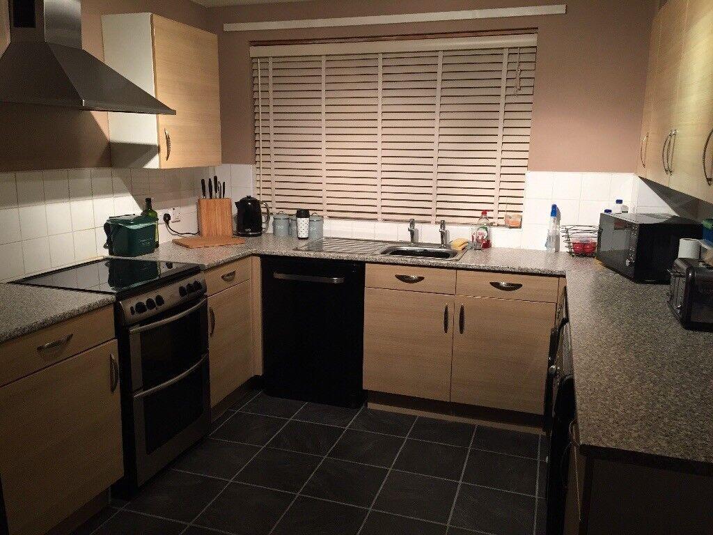 Kitchen doors and worktops