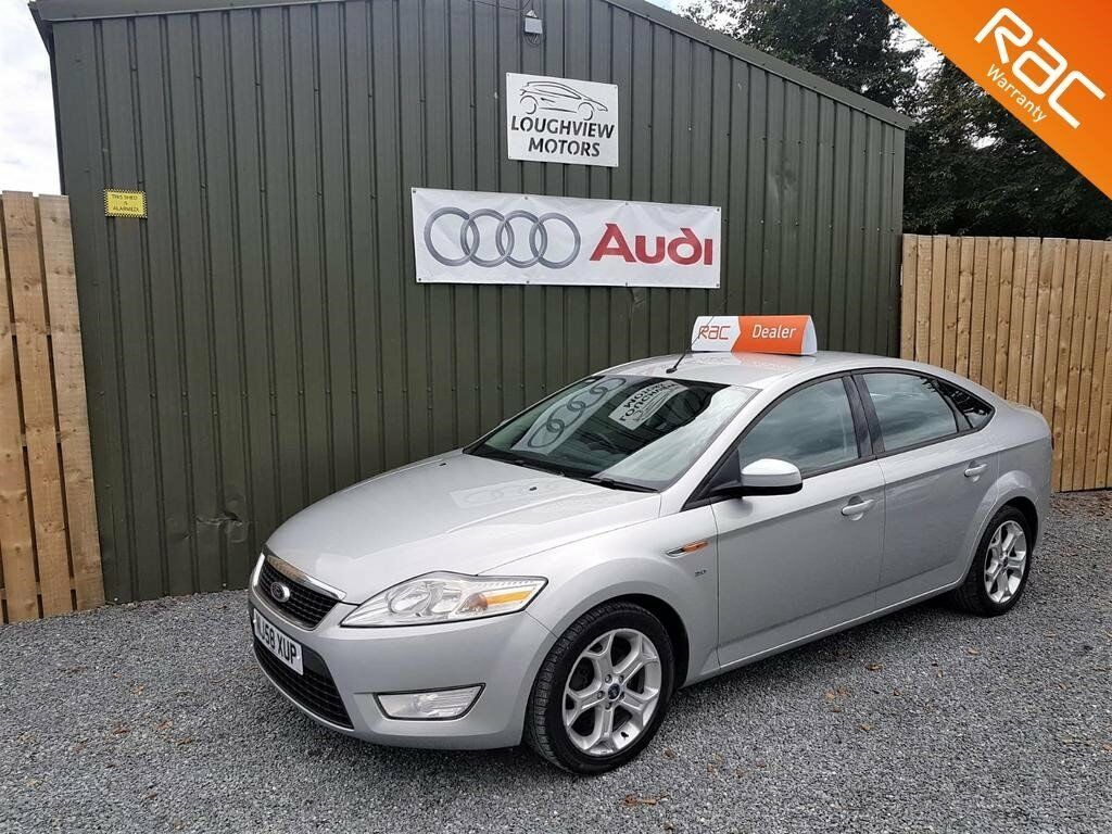 **NOW SOLD**2008 FORD MONDEO ZETEC 140, 2.0 TDCI, FULL