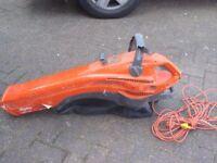Leaf blower/vacuum - Flymo Garden Vac 2200w turbo