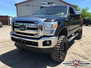 2012 Ford F-350 SUPER DUTY LARIAT LIFTED WHEEL/TIRE PACKAGE!!