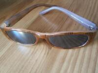 Vintage Burberry sunglasses used no case