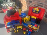 Mickey & Roadster Racers Playset