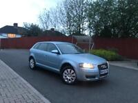 Audi A3 1.6 2005 *low mileage* *5months mot* not bmw golf polo astra