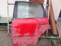 2007 VW Polo NS Rear Door