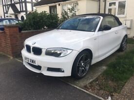2013 BMW 1 Series Convertible 118d Sport Plus Edition 2dr - 1 previous owner,heated seats,Bluetooth