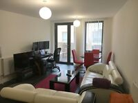 Spacious Double Room In Amazing New Modern Flat in Bow