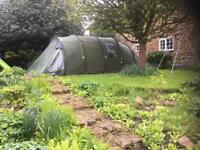 Large Family Tent. Sleeps 8.