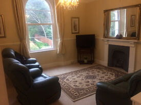 Accommodation to Rent in Victorian House, professional people required to share quiet home
