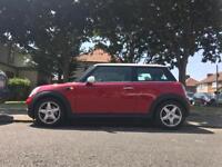 Mini Cooper 1.6, petrol, year2007