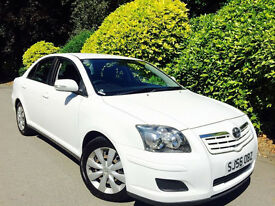 **GEN LOW MILES** TOYOTA AVENSIS 1.8 VVTI 4DOOR + FULL DOCU SERVICE HISTORY + 2OWNER + IMMACULATE!