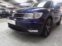 Volkswagen Tiguan SE NAV TDI BMT 4MOTION DSG (blue) 2016-11-15
