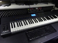 M-Audio Axiom 61 (2nd Generation) MIDI Keyboard Brand New Condition