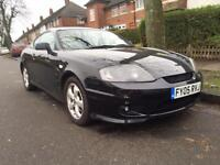 Hyundai coupe s 1.6 2005 - LONG MOT&TAX - drives v.good - not Mitsubishi fto vectra sport Toyota