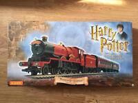 Harry Potter Hornby Railway Set