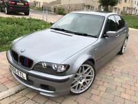 2005 BMW 330D M SPORT AUTO 204 BHP F/S/H EX.CONDITION 204BHP