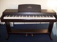 Yamaha Clavinova CLP-810s Digital Piano Full Size 88 keys, 2 pedals, rosewood colour