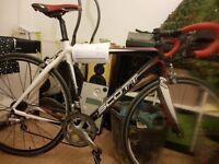 scott cr1 comp full carbon road bike