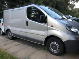 Vauxhall vivaro auto spares or repairs bargain