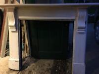Victorian/Edwardian fireplace