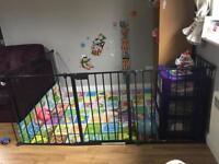 Toddler safety gates