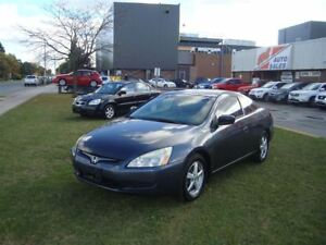 2004 Honda Accord EX-L ~ LEATHER ~ SUNROOF ~ HEATED SEATS ~
