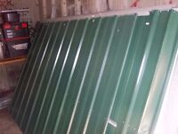 """8"""" x 10"""" Alluminium shed. dimantled for quick sale"""