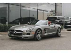 2012 Mercedes-Benz SLS AMG ROADSTER **REDUCED**