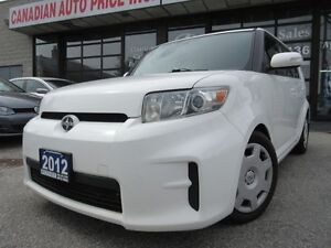 2012 Scion xD HB-CLAIN-ONE-OWNER-POWER