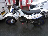 Lexmoto Adrenaline 125cc Perfect condition, Best looking after bike custimisation check pics