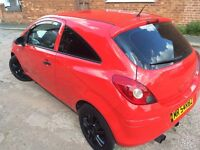 VAUXHALL CORSA 1.0L BREEZE    IDEAL FIRST CAR    LOW INSURANCE    HPI CLEAR