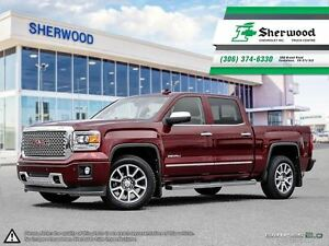 2015 GMC Sierra 1500 Denali Only 6,000kms & PST PAID!!