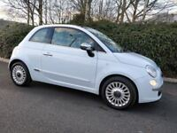 2010 Fiat 500 12 Lounge – Excellent example, top spec, Full Year MOT, Just Serviced