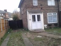 MUST SEE THREE BEDROOM HOUSE AVAILABLE NOW IN BARKING ON LODGE AVENUE